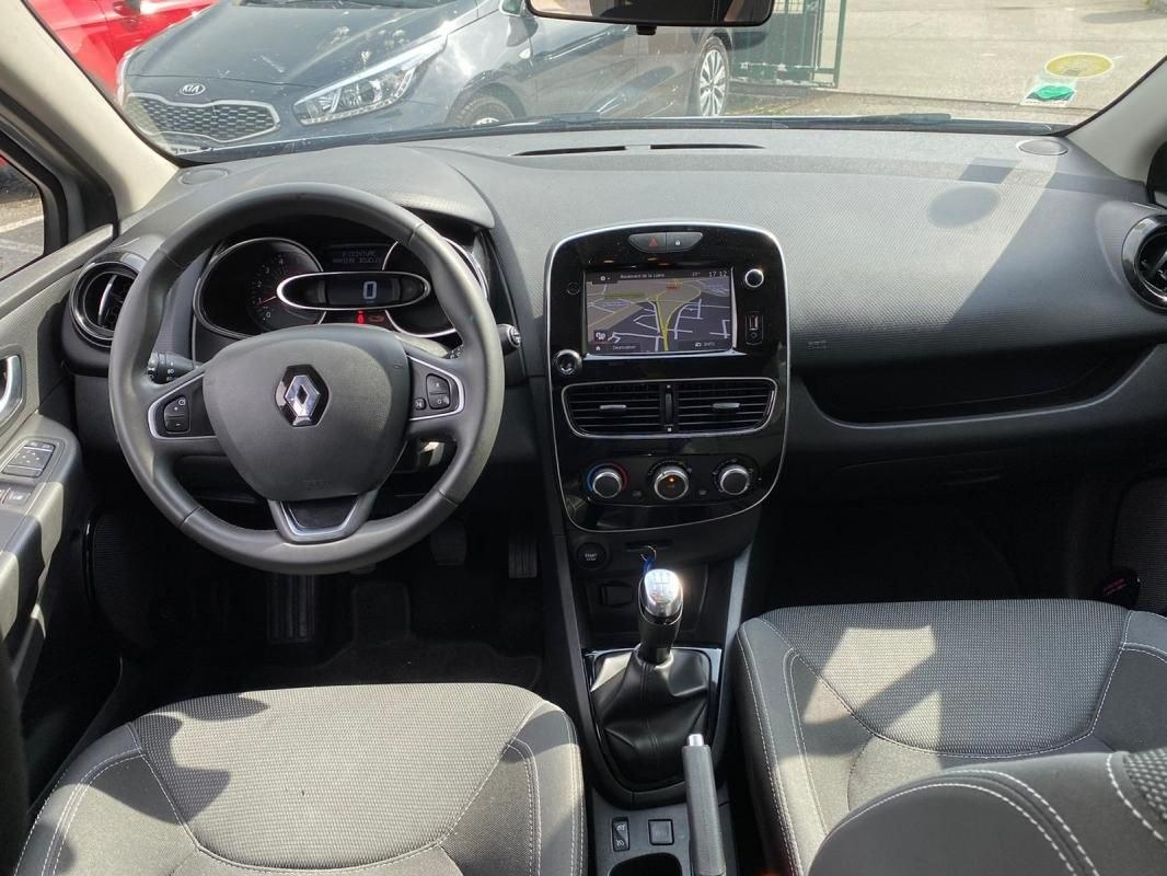 Renault Clio IV 1.5 DCI 75 GPS