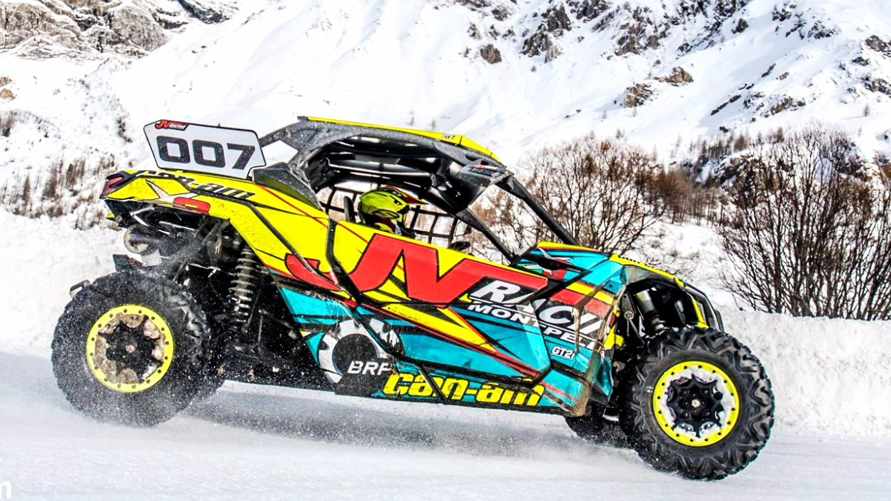 X3 MAVERICL JV RACING MONTPELLIER BRP CAN-AM