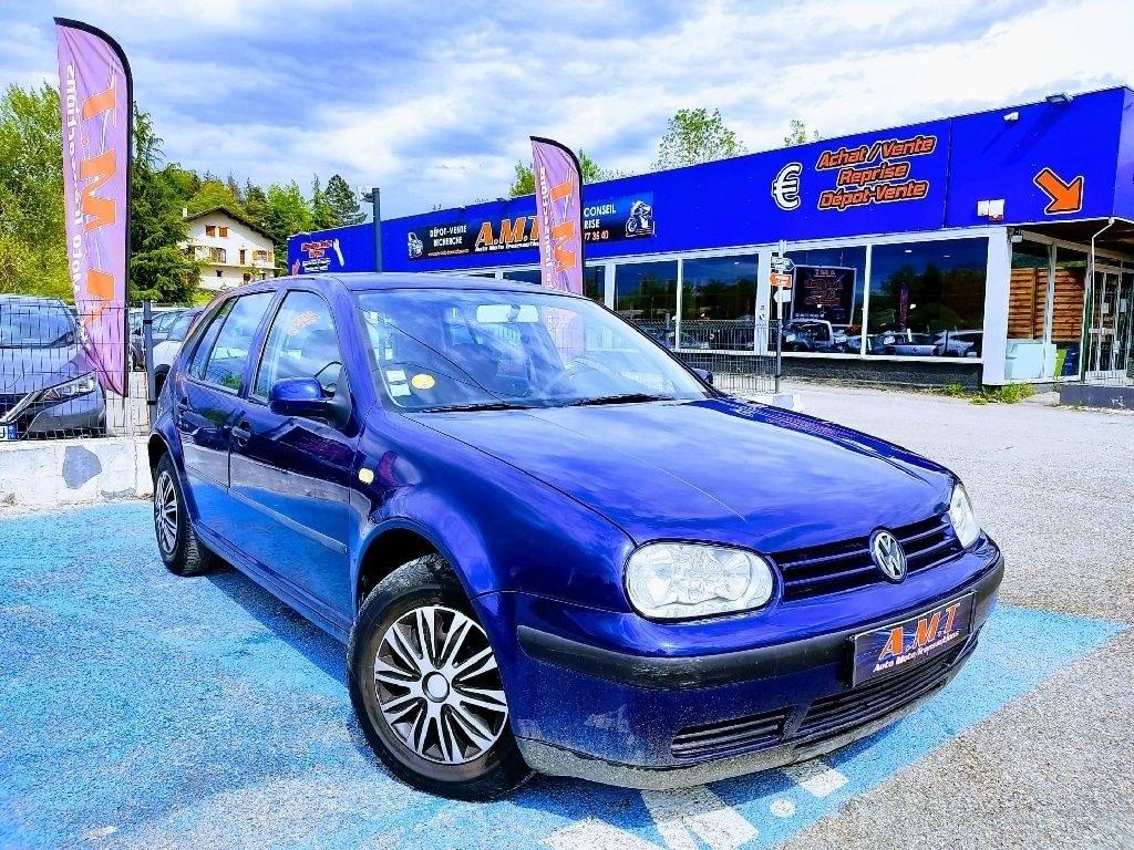 Volkswagen Golf 1.6i Sport