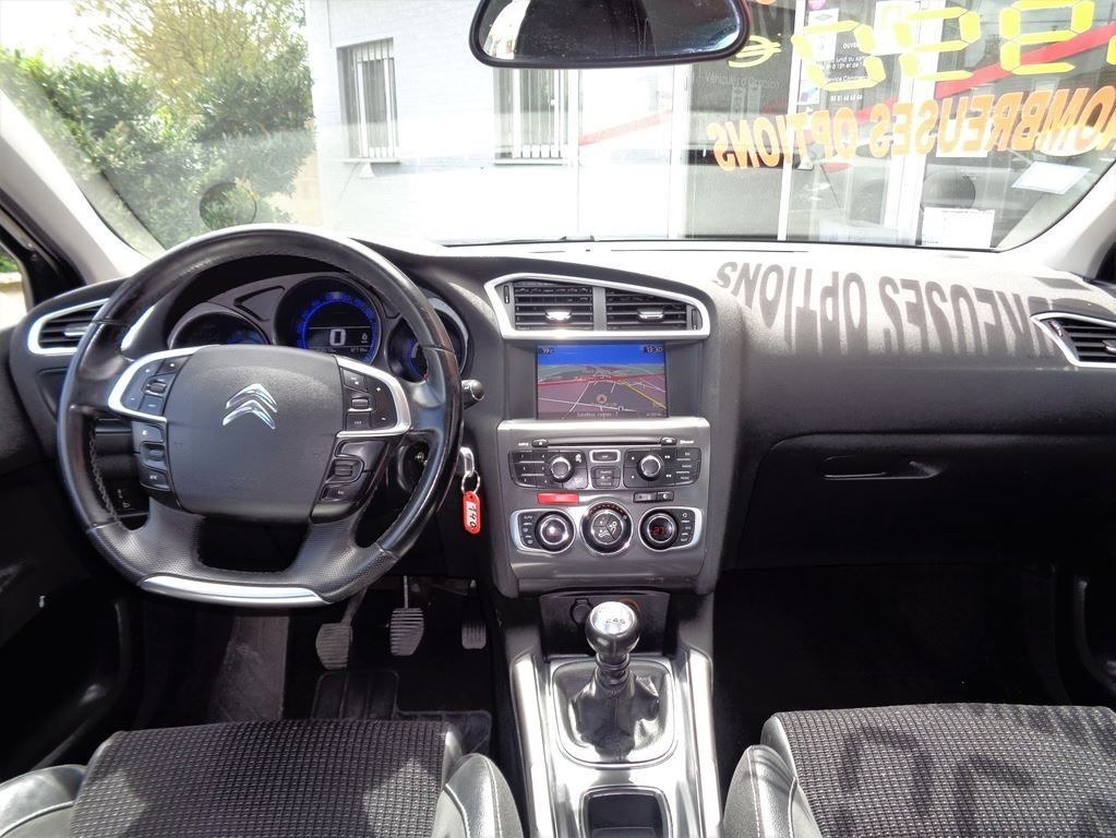 Citroën 2 CV C4 1.6 HDI 112 EXCLUSIVE GPS