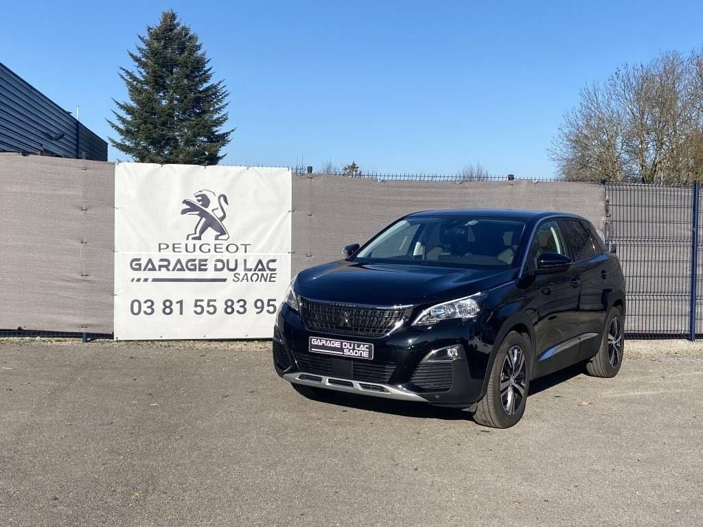 Peugeot 3008 (2) BlueHDi 130 S&S EAT8 ALLURE