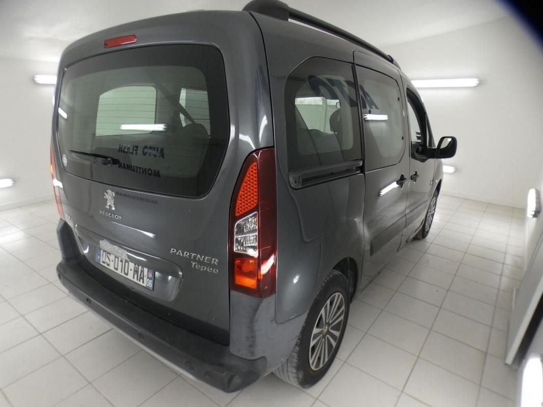 Peugeot Partner Tepee 1.6 BLUEHDI 120CH OUTDOOR S&S