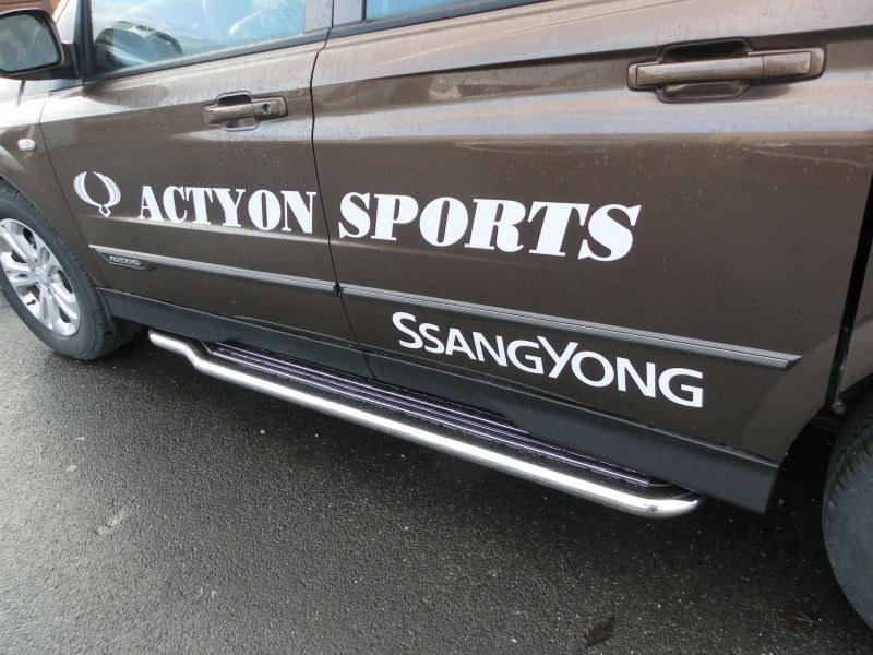 Occasion SsangYong Actyon Sports COMPIEGNE 60200