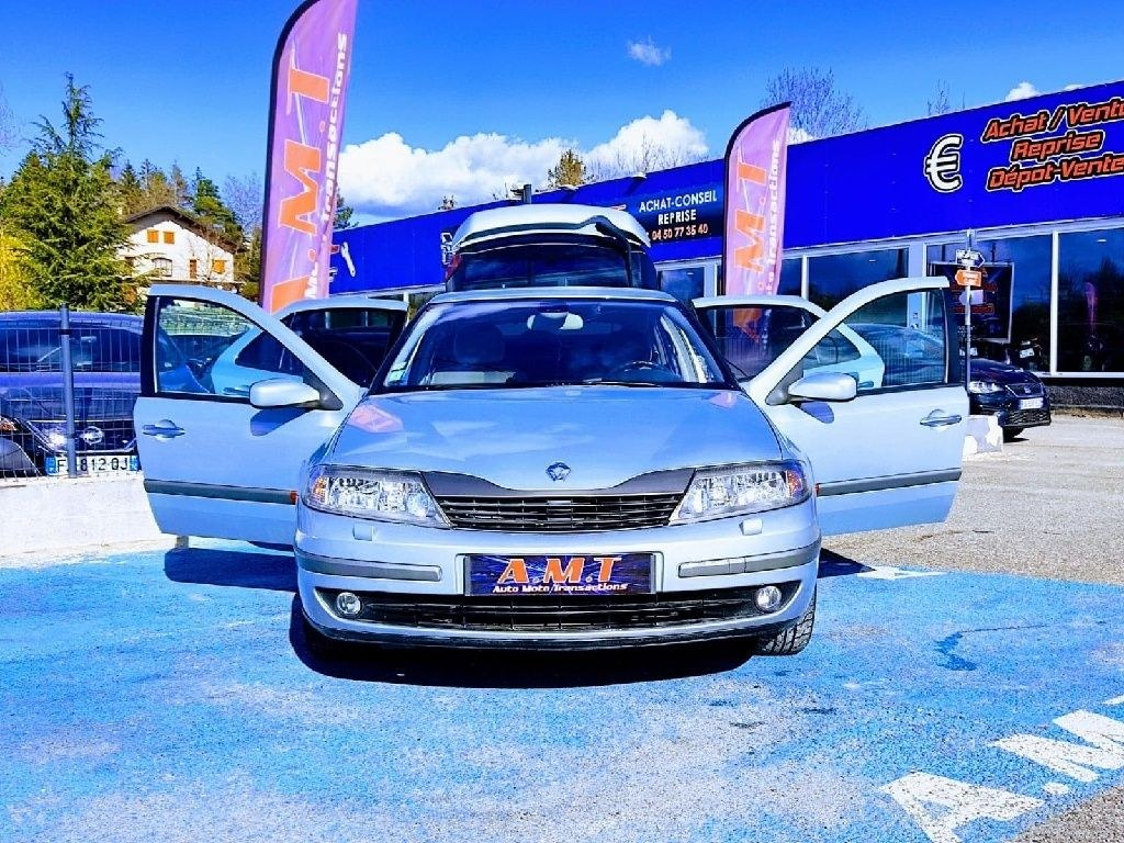 Renault Laguna 1.9 DCI - 120 Expression
