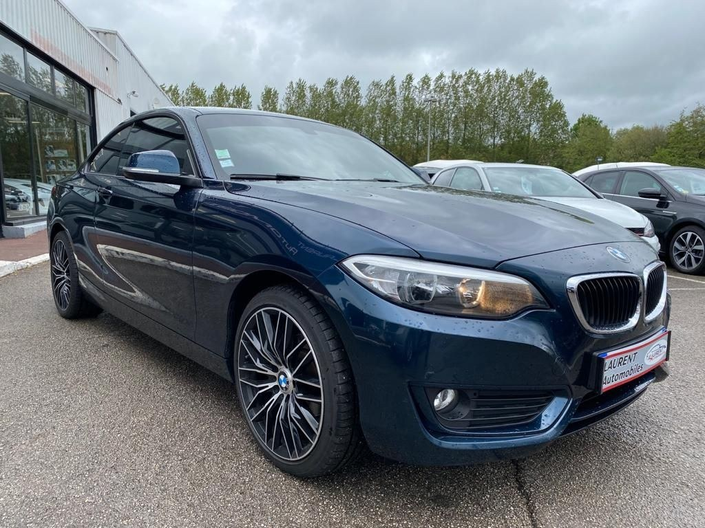 BMW 218 SERIE 2 (F22) 218D COUPE 2.0 143 CV