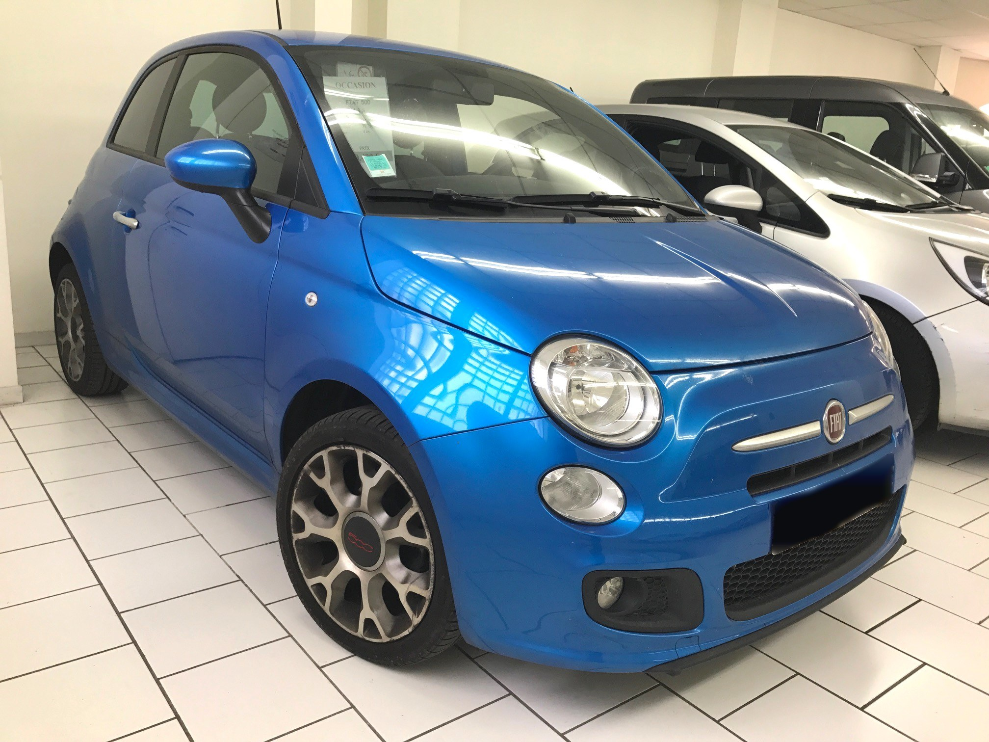 Occasion Fiat 500 BETHUNE 62400