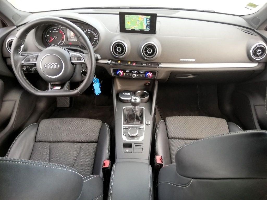 Audi A3 Sportback 1.6 TDI 110 S-Line Quattro