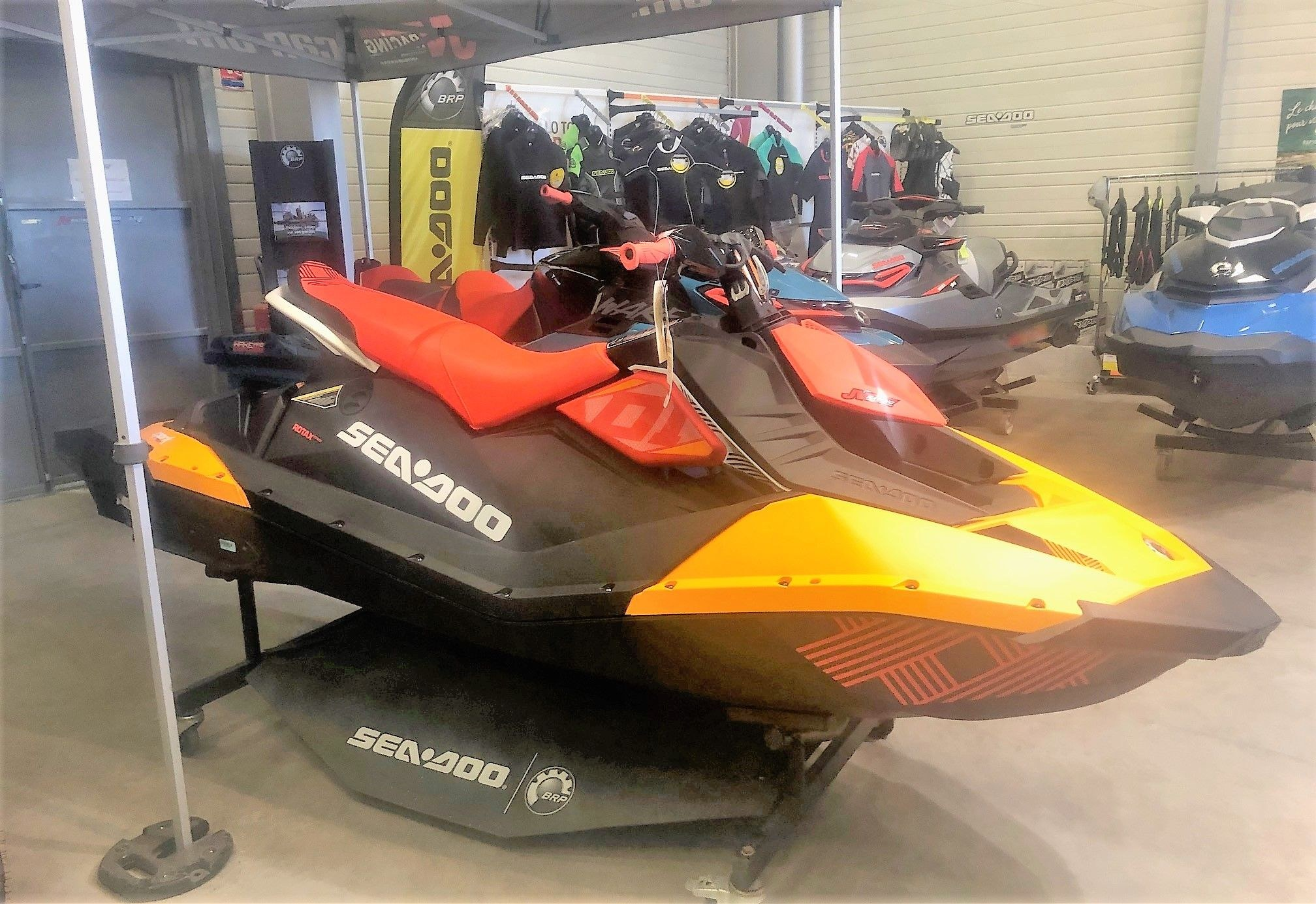 Sea doo spark trixx 3 places 2019