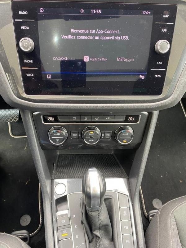 Volkswagen Tiguan TSI 150 CV BVA GPS COCKPIT CAMERA TOIT OUVRANT