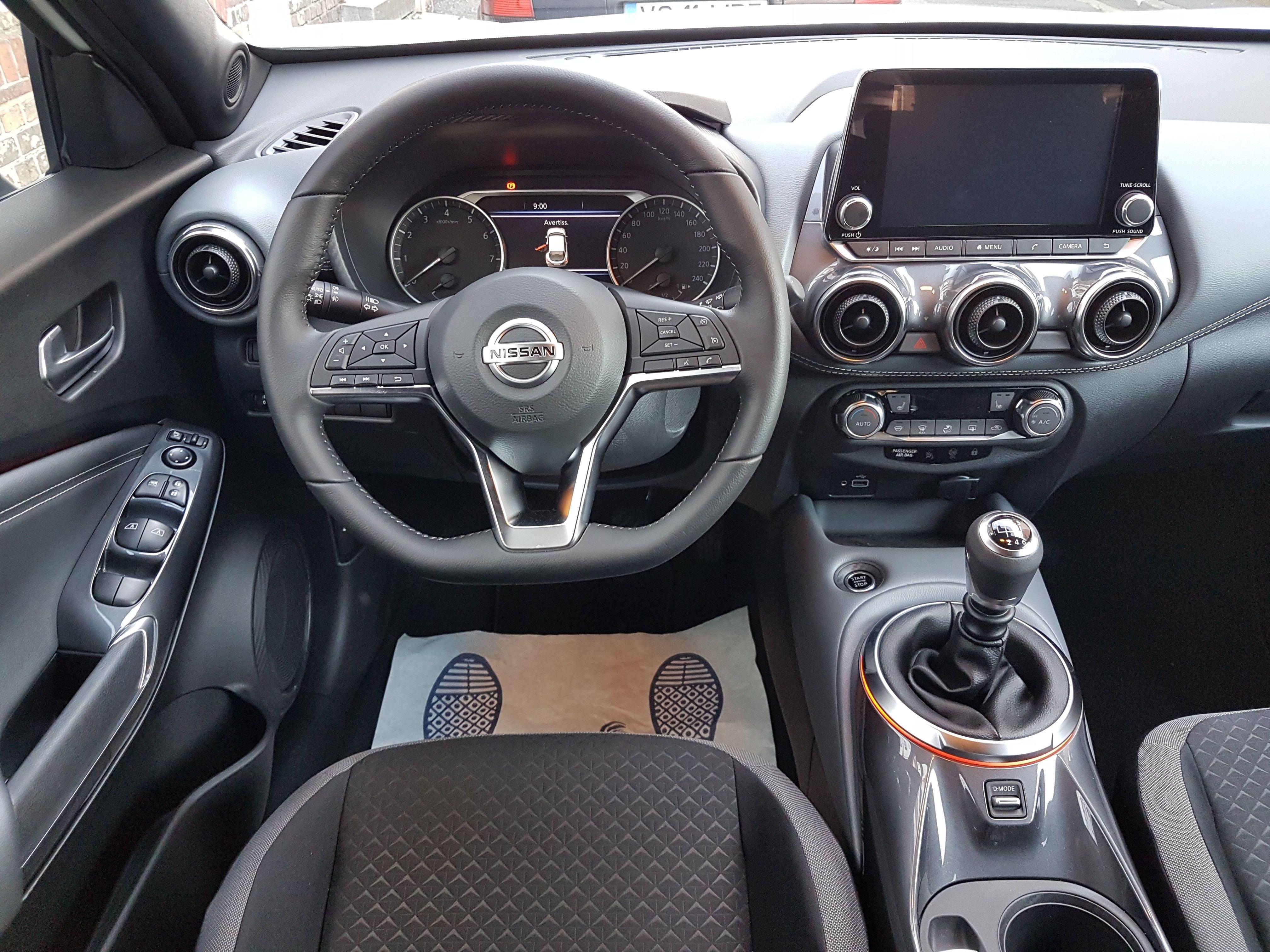 Mandataire auto Beauvais Haut De France Nissan Juke NconnectA 1.0 Digt 117cv 3