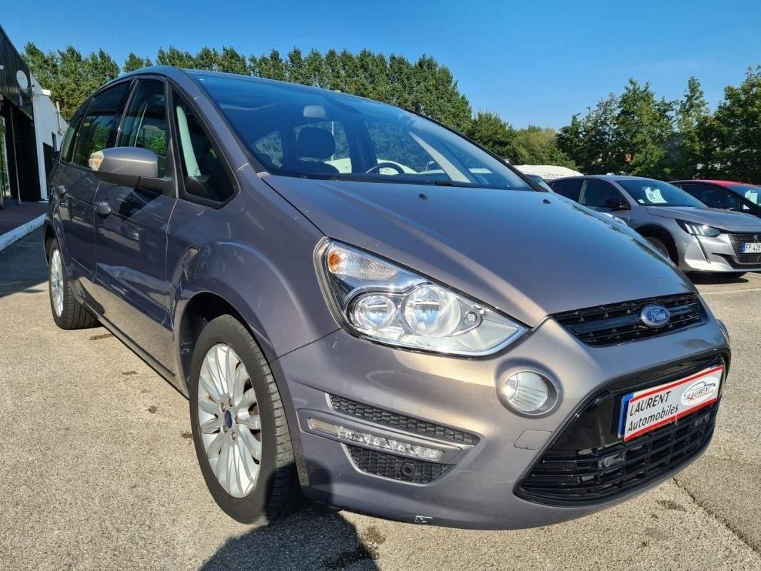 Ford S-Max 1.6 TDCI 115 CV GPS