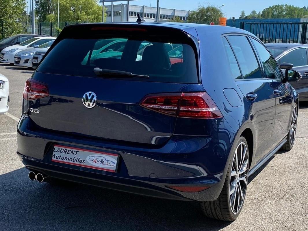Volkswagen Golf GTD DSG 2.0 TDI 184 CV