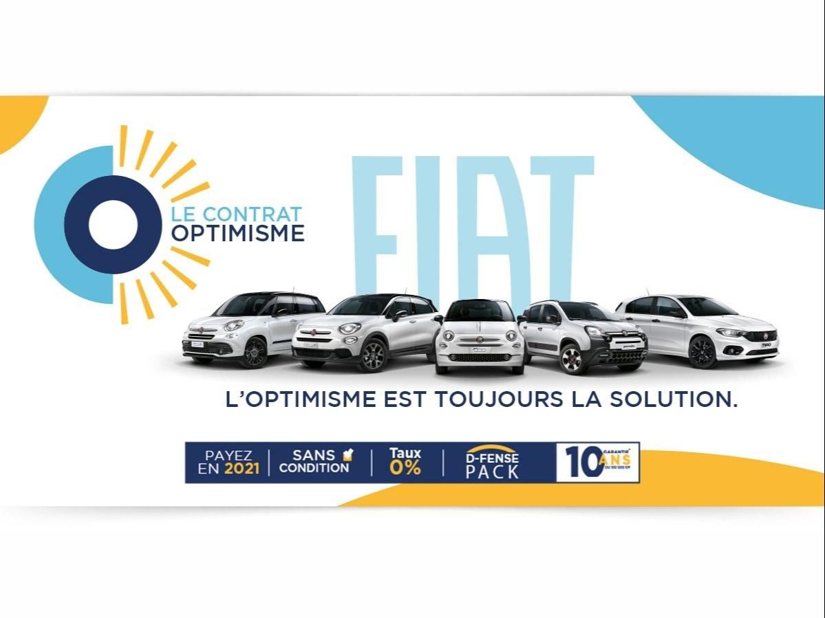 Contrat Optimisme Fiat