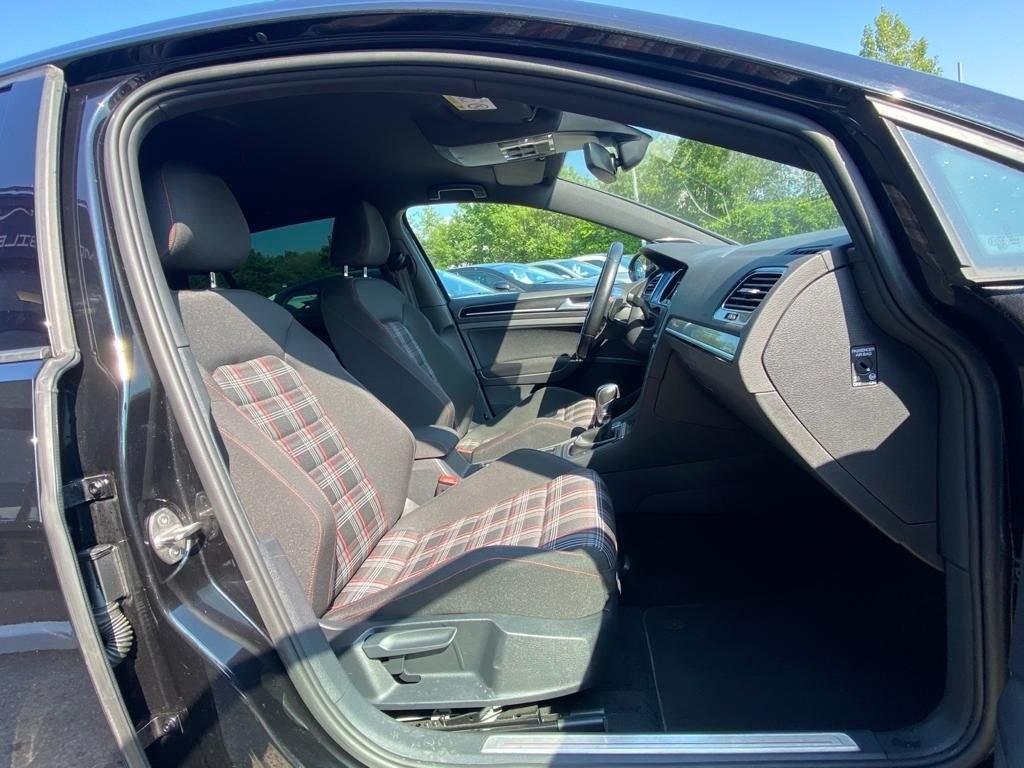 Volkswagen Golf VII GTI 2.0 TSI 220 CV BVA GPS CAMERA