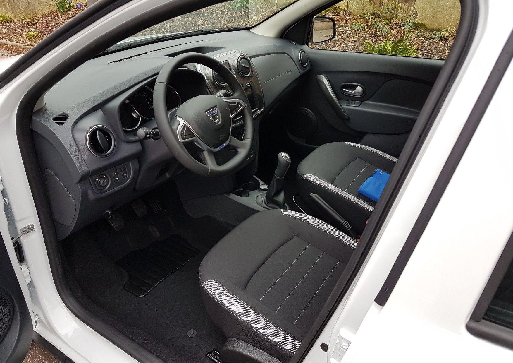Mandataire auto Beauvais Picardie Dacia Sandero Stepway 1.5 Bluedci 95cv