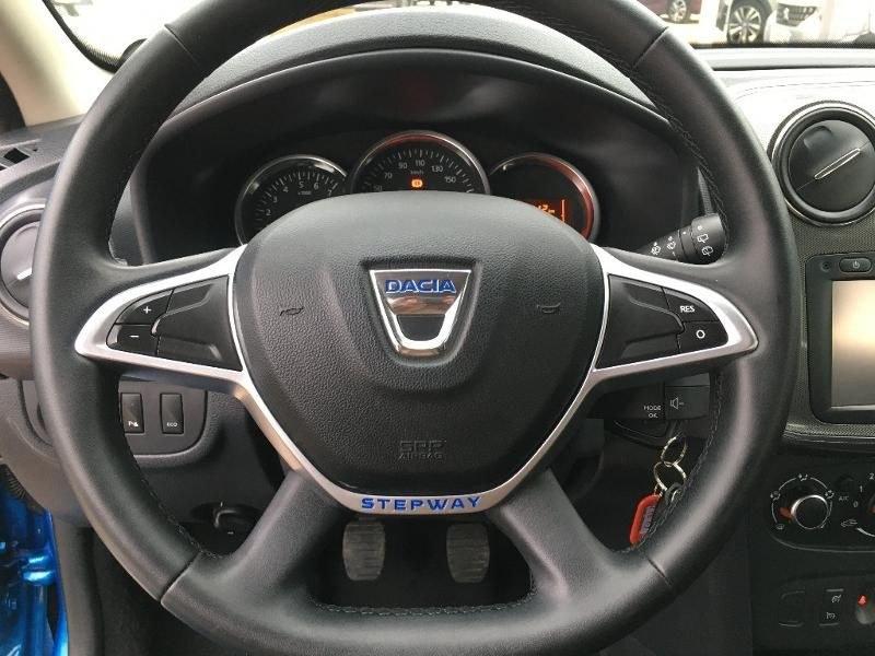 Dacia Sandero 1.5 dCi 90ch Stepway