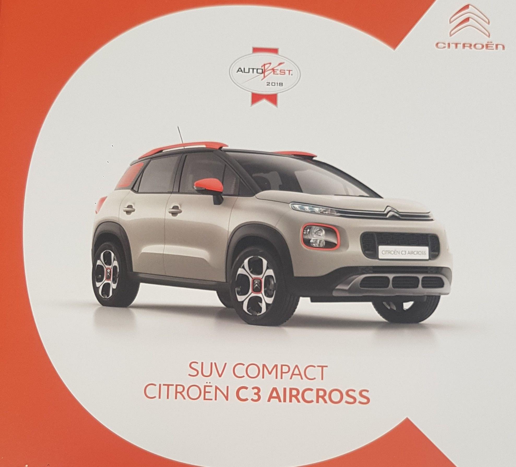 c3 aircross - citroën - véhicules neufs - mordelles