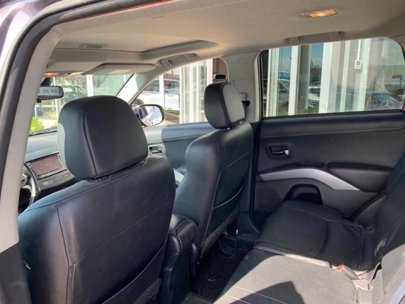 Mitsubishi Outlander 2.2 DI-D ClearTec Intense 4WD