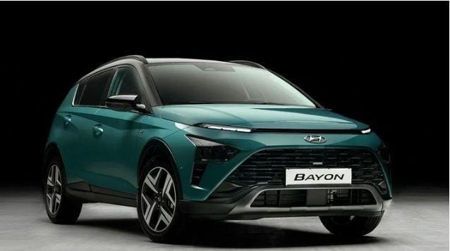Mandataire auto Beauvais Haut De France Hyundai Bayon