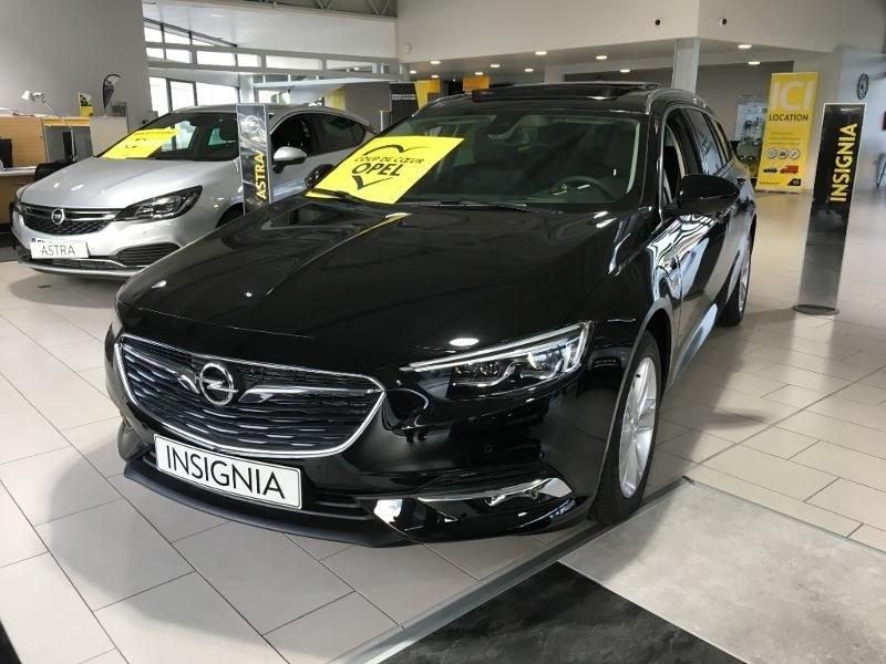 Opel Insignia Tourer 1.6 D 136ch Elite Auto
