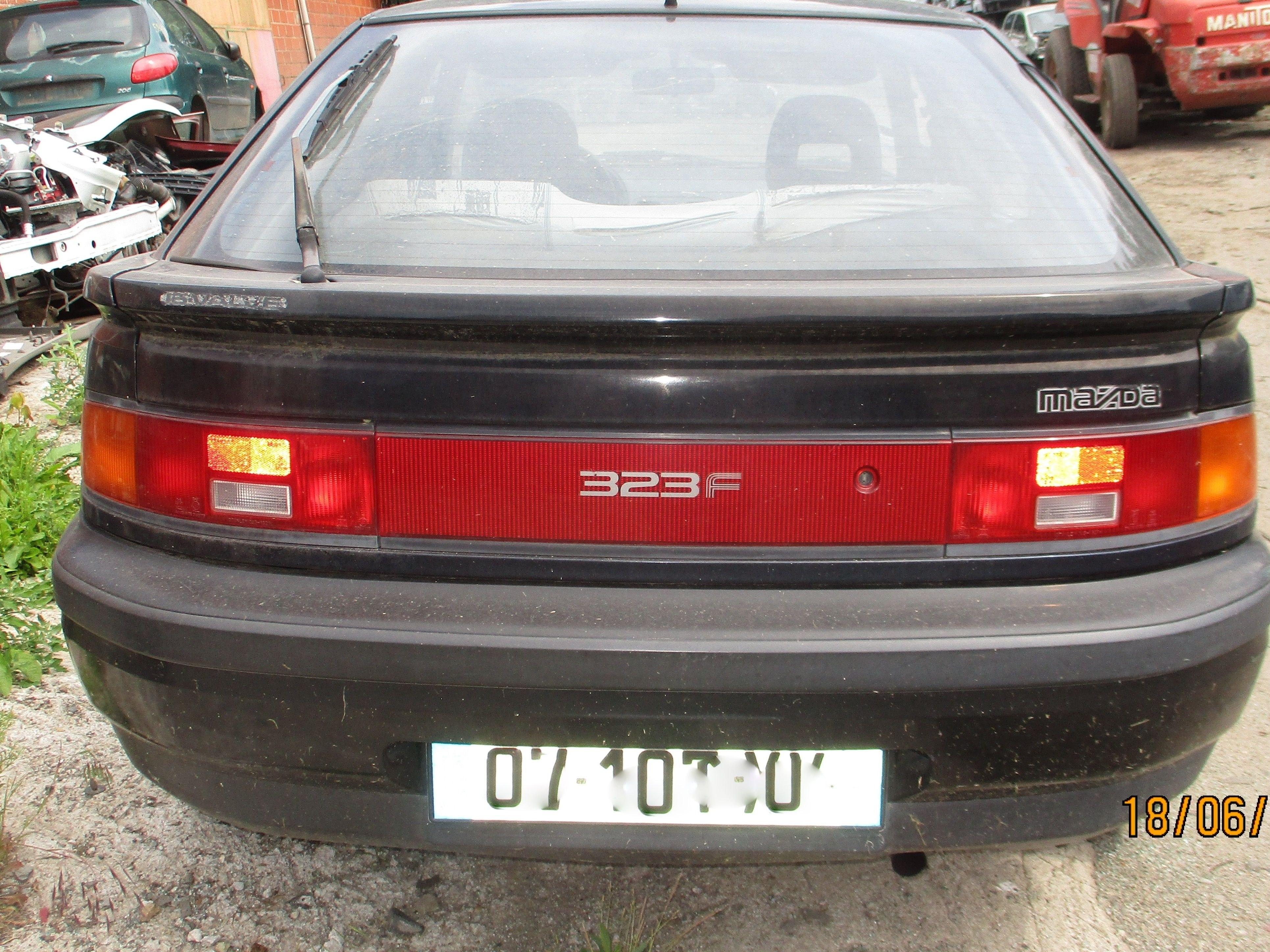 MAZDA 323 1600 ESSENCE 16V 83 CV