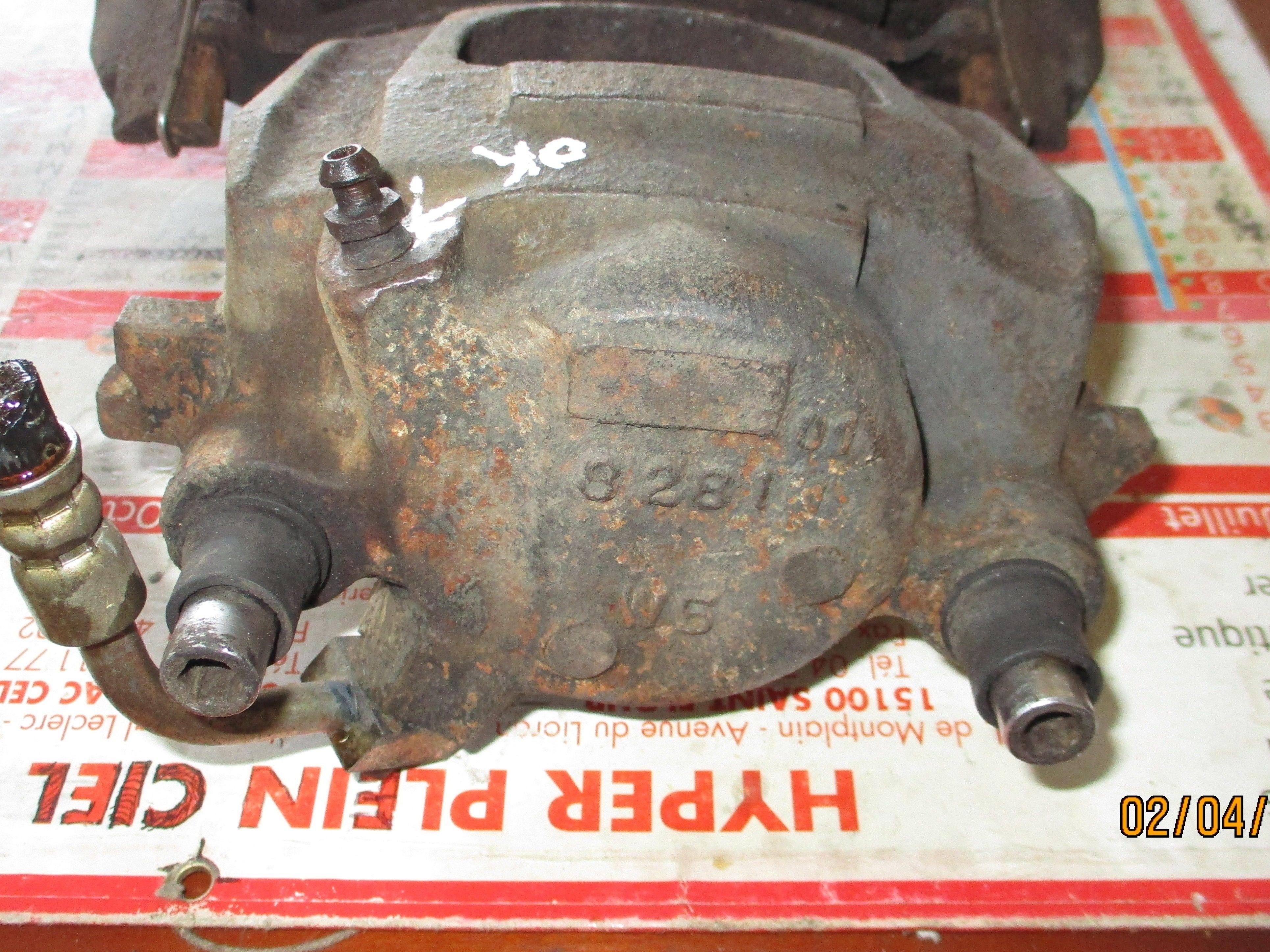 ETRIER AVD CHEROKEE 2L100 TD DE 89