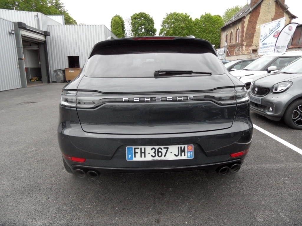 Porsche Macan phase 2 354 cv S bva