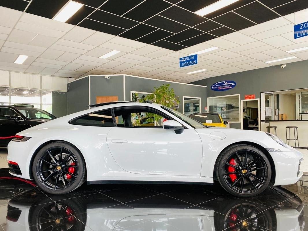 Porsche 992 COUPE 450 CV GPS TOIT OUVRANT