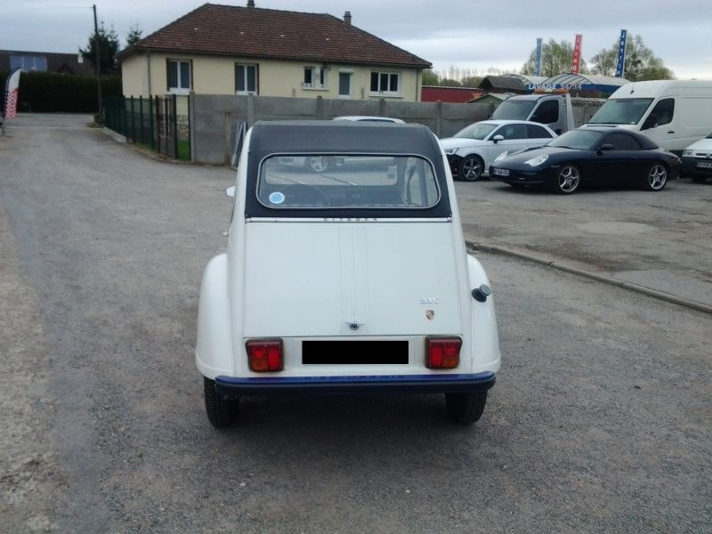 Occasion Citroën 2 CV CHARPONT 28500