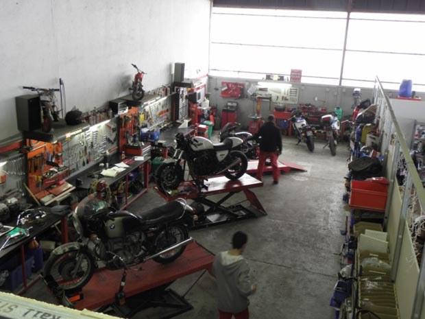 Nos prestations de mécanique moto