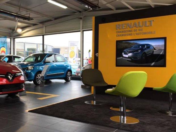 Renaut la ciotat Auto Challenge Cassis Athelia Neuf