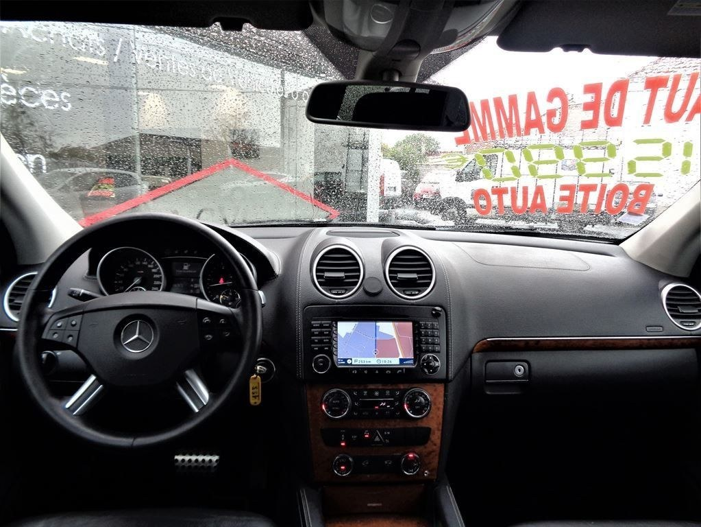 Mercedes GL 320 3.0L CDI 224 CH V6 4 MATIC