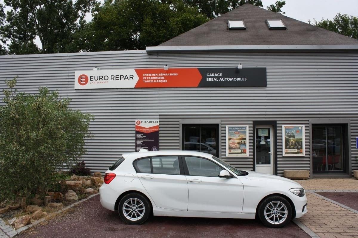 BMW Série 1 (F21/F20) 116D 116CH EFFICIENTDYNAMICS EDITION LOUNGE 5P