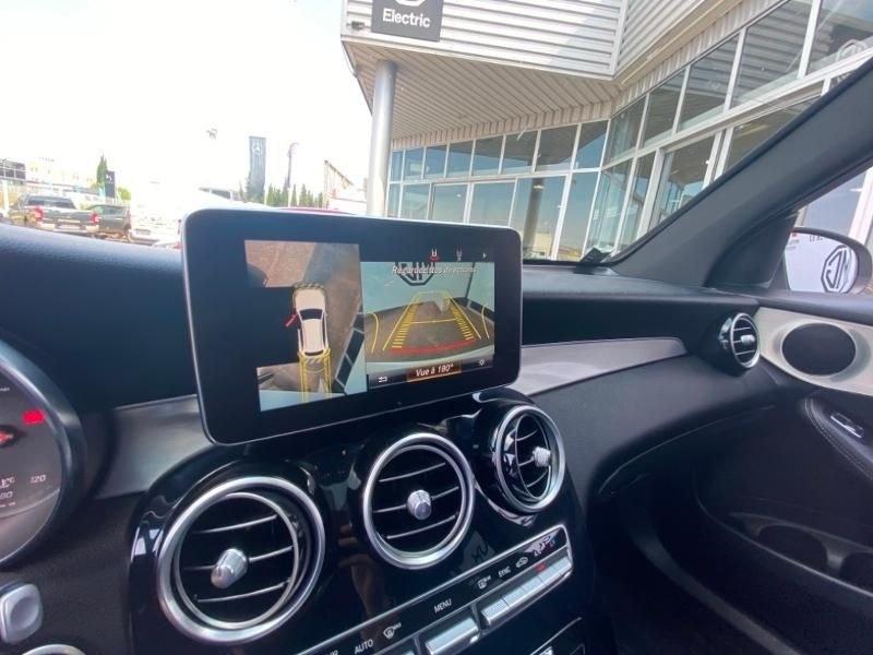 Mercedes GLC 250 d 204ch Fascination 4Matic 9G-Tronic Euro6c