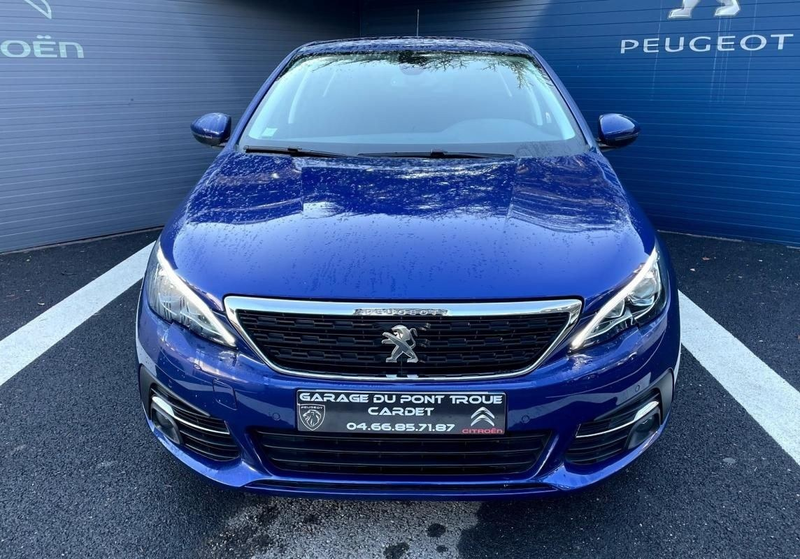Peugeot 308 1.5 BLUEHDI 130CH S&S ACTIVE BUSINESS EAT8