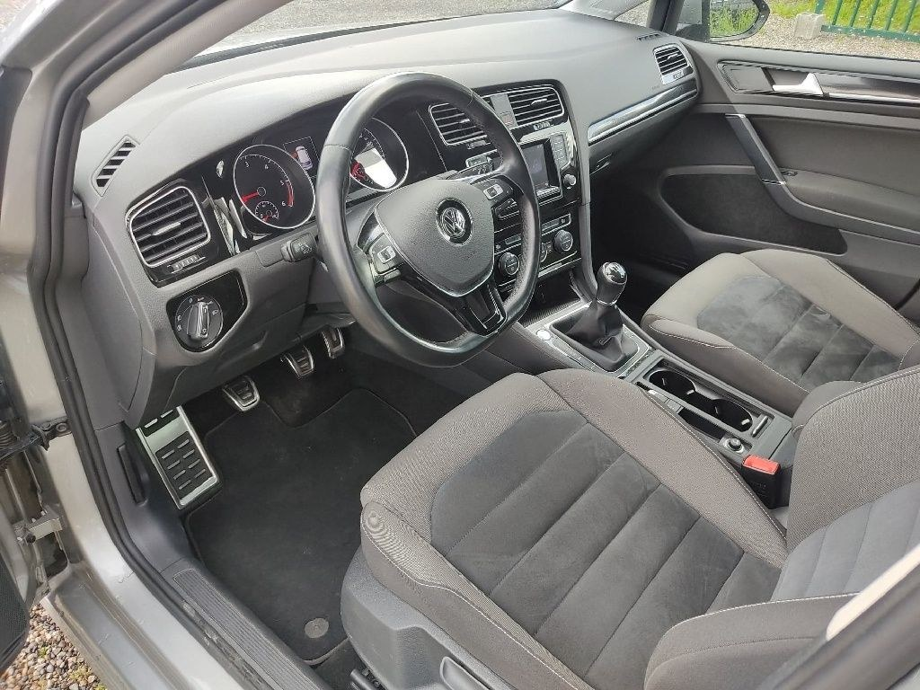 Volkswagen Golf 2.0 TDI 150 BlueMotion Carat