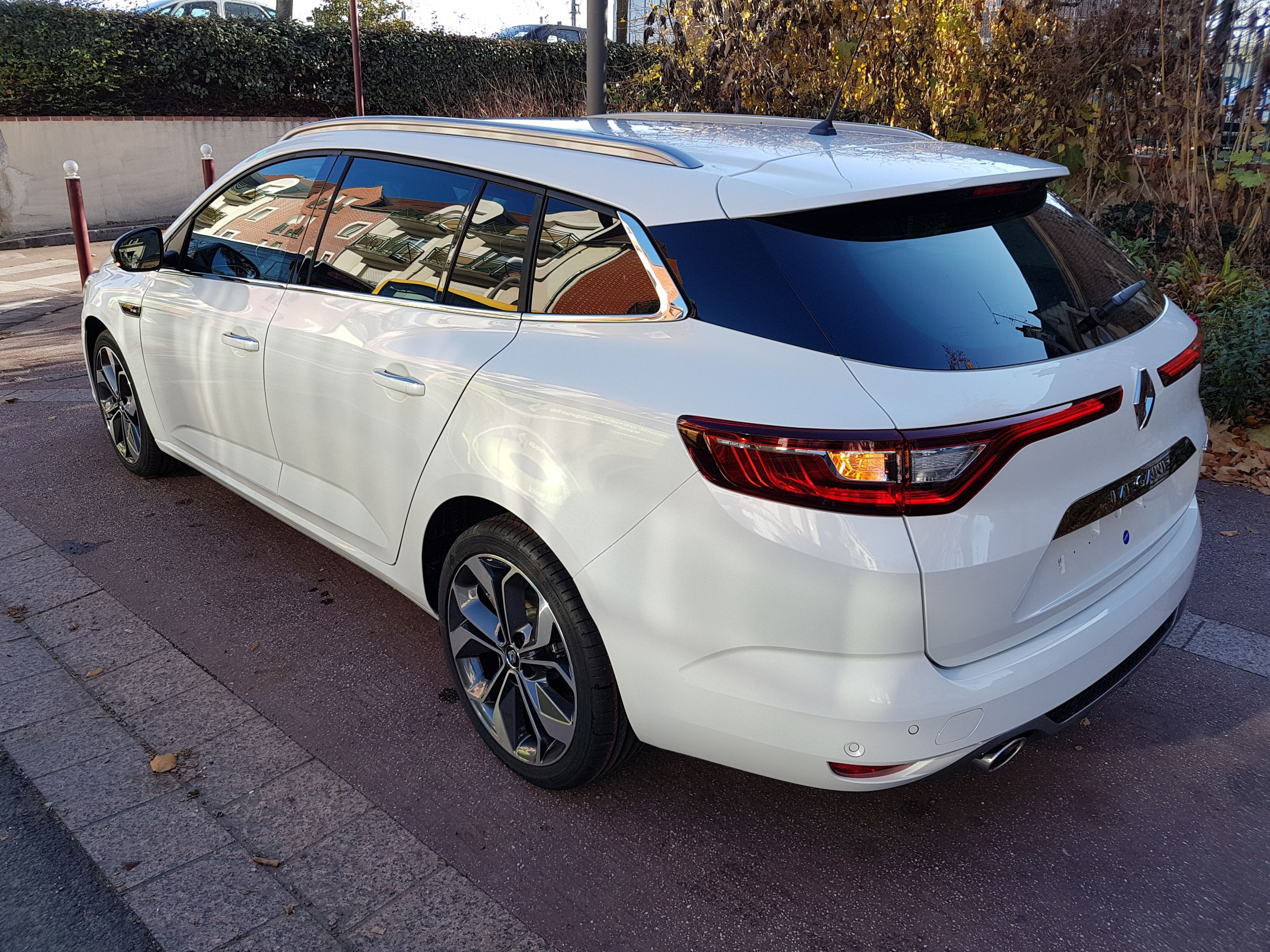 Mandataire auto Beauvais Picardie Renault Megane Estate Gtline Tce Dci Edc