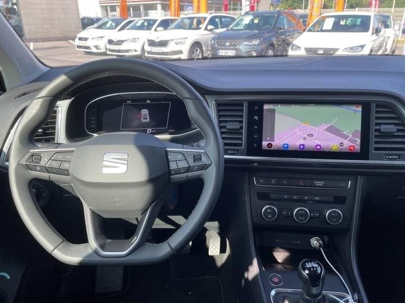 Seat Ateca 2.0 TDI 115 ch Start/Stop Urban