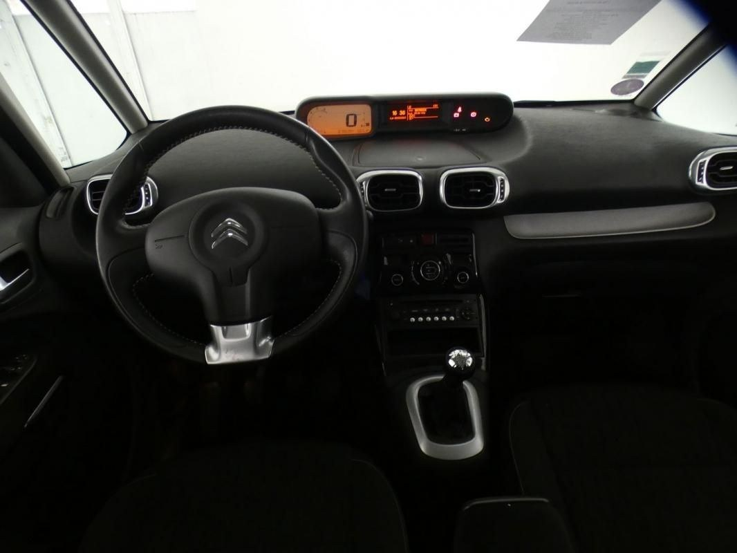 Citroën C3 Picasso 1.6 VTI EXCLUSIVE