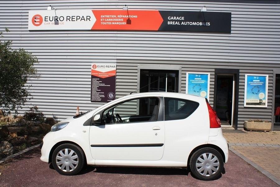 Peugeot 107 1.4 HDI 54 URBAN MOVE 3P