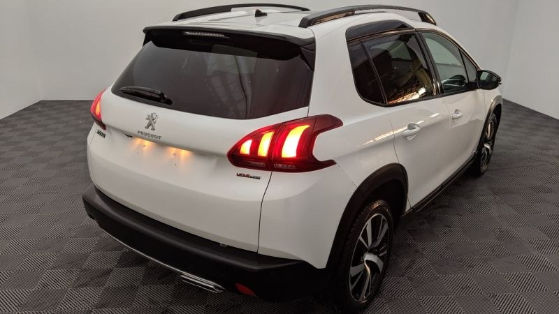 Occasion Peugeot 2008 COMPIEGNE 60200