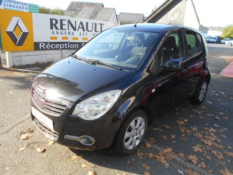 Occasion Opel Agila ANGERS 49100