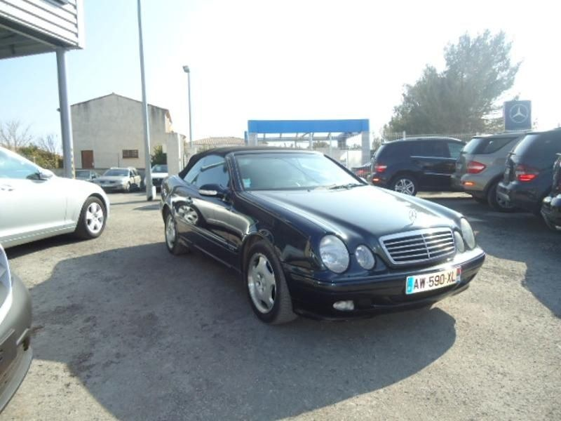 Mercedes Classe CLK Cabriolet 200K Elegance BV6