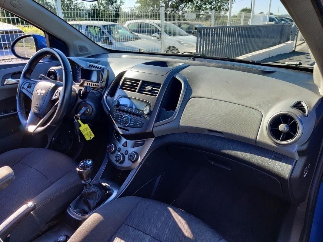 Chevrolet Aveo 1.4 16V LTZ 5P