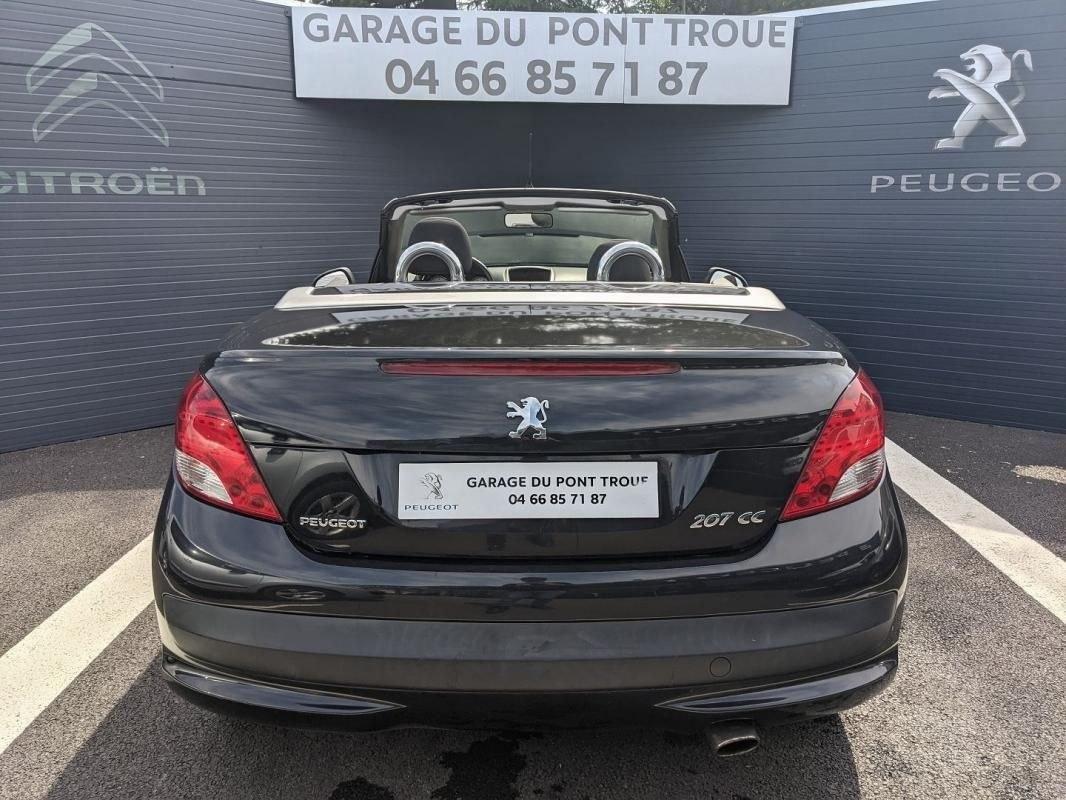 Peugeot 207 CC 1.6 HDI112 FAP SPORT
