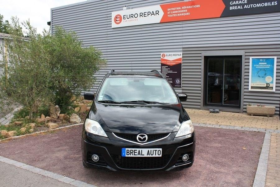 Mazda 5 2.0 MZR-CD110 ELEGANCE 7PL