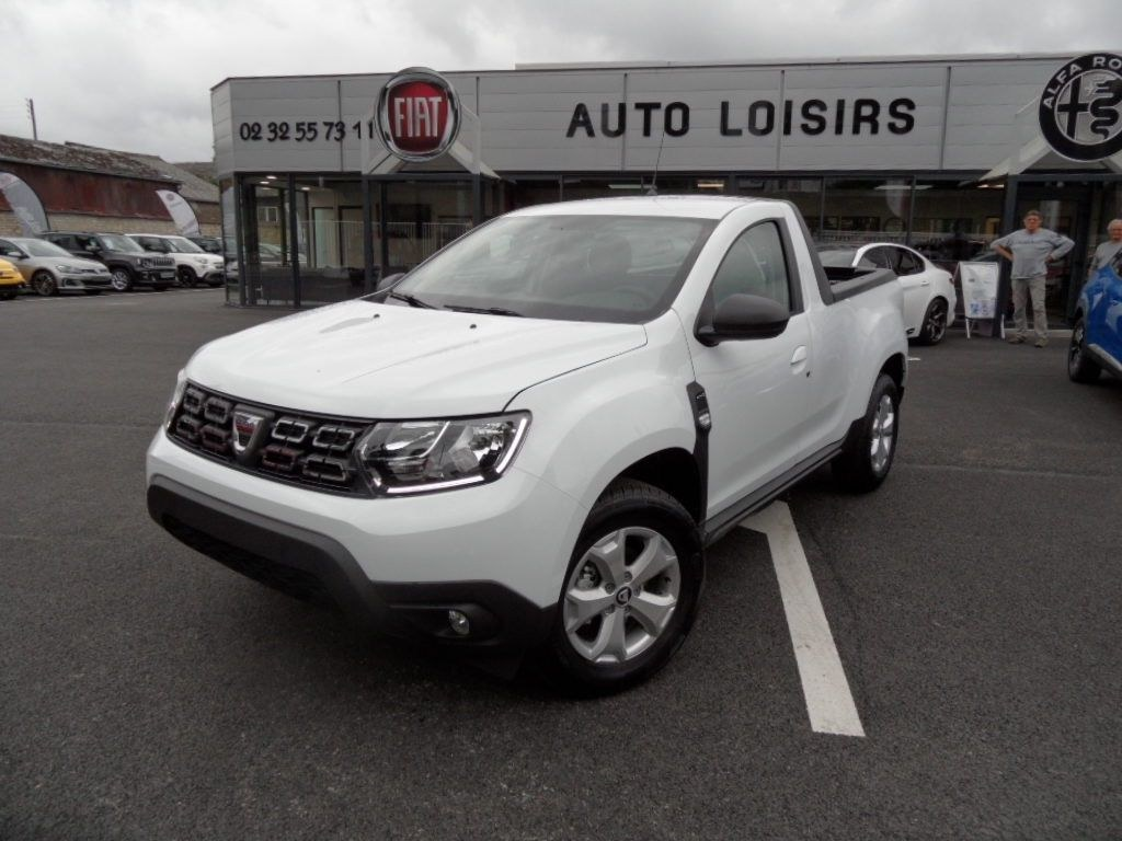 Dacia Duster 15 DCI 115 PICK UP 2 PLACES