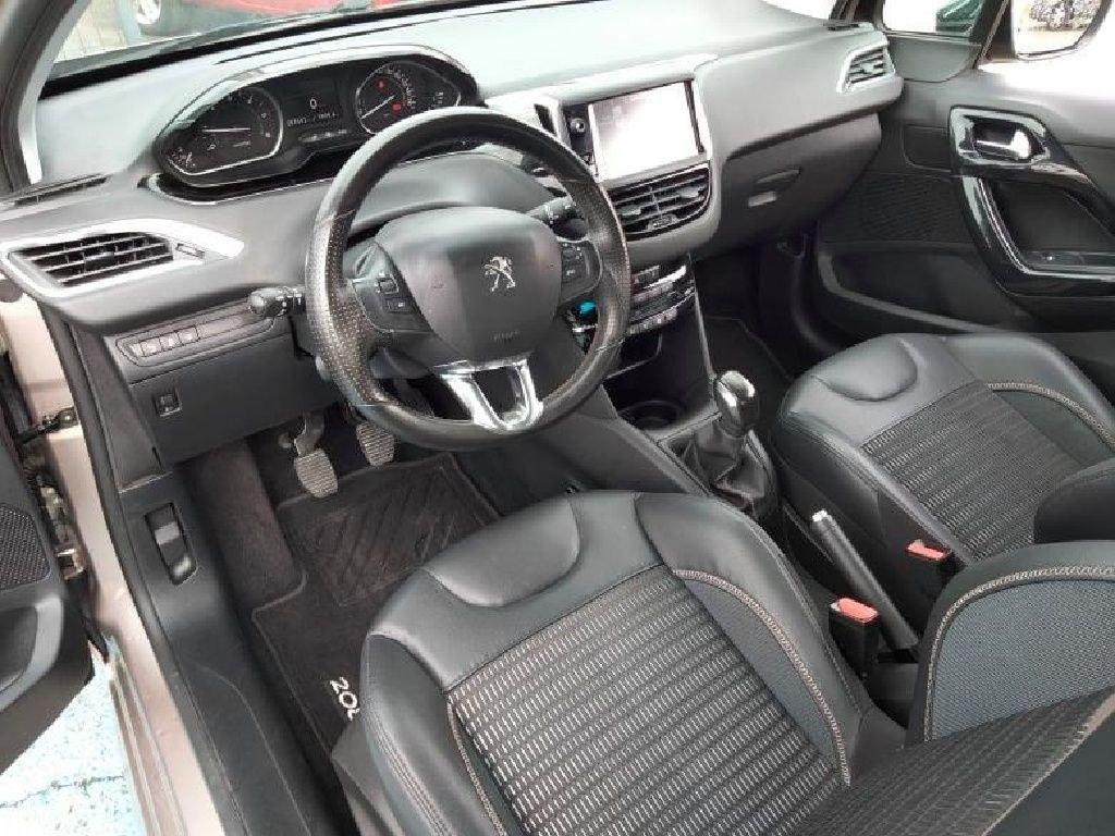 Peugeot 208 1.6 e-HDi 92ch BVM5 Allure