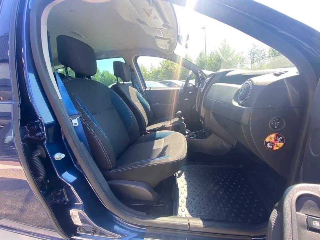Dacia Duster 4X4 1.5 DCI 110CV GPS BLUETOOTH