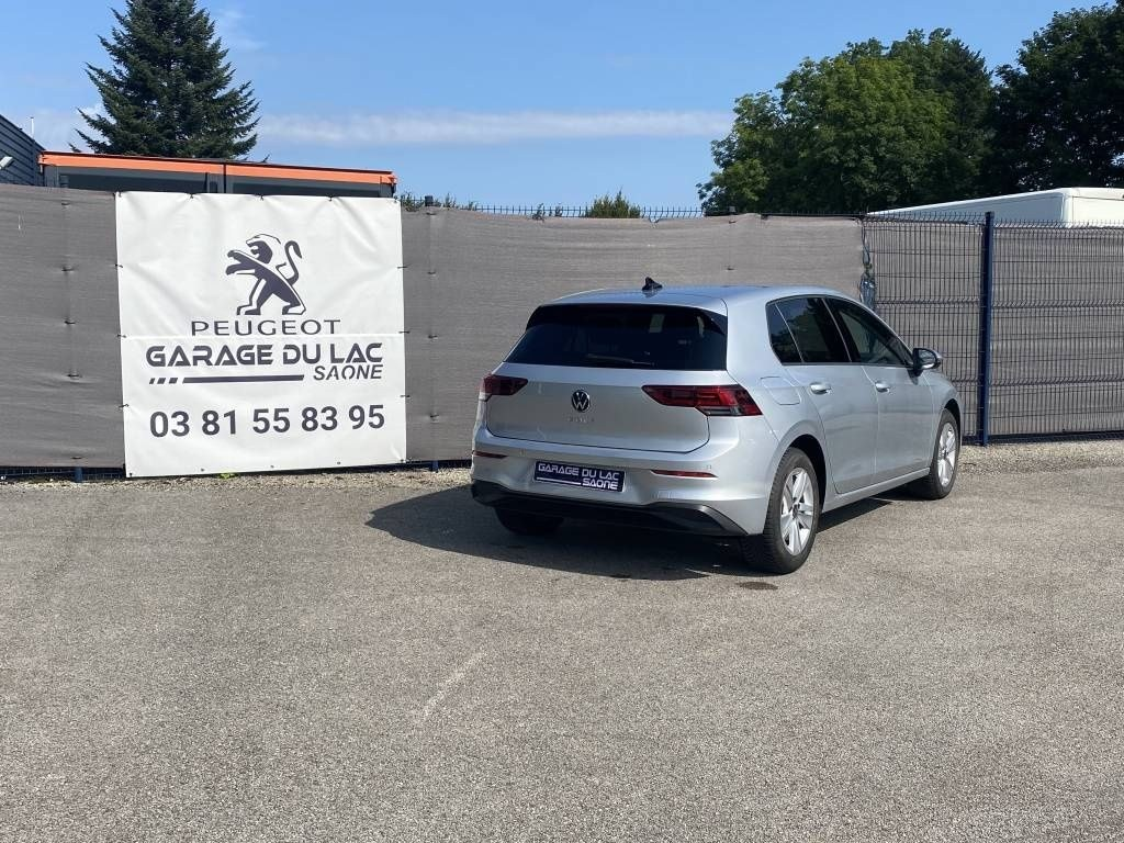 Volkswagen Golf VIII 2.0 TDI SCR 150 DSG7 Life 1st